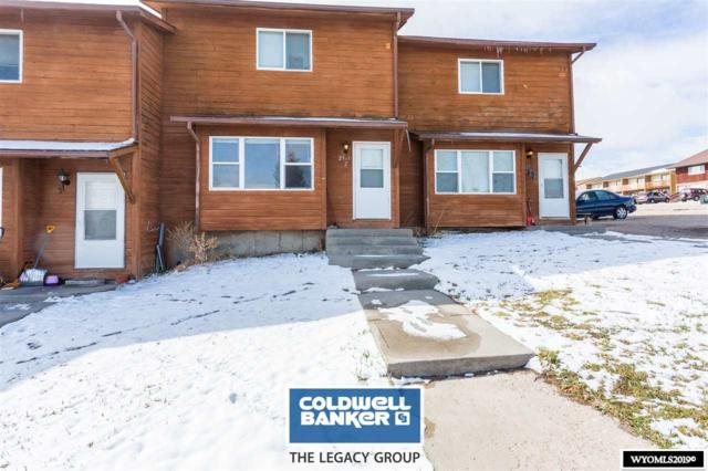 2511 Farnum Unit #2, Casper, WY 82601 (MLS #20191816) :: RE/MAX The Group