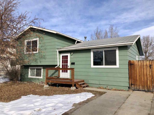 1000 Spriggs Drive, Lander, WY 82520 (MLS #20191819) :: Lisa Burridge & Associates Real Estate