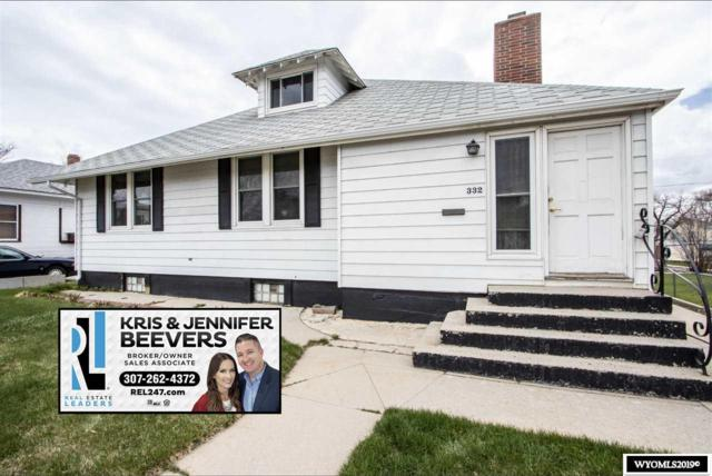 332 S Park Street, Casper, WY 82601 (MLS #20191847) :: Real Estate Leaders