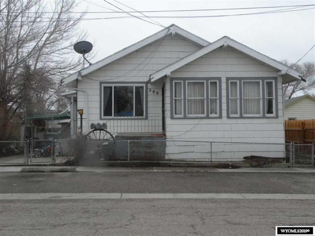209 Meade Street, Rock Springs, WY 82901 (MLS #20191858) :: Lisa Burridge & Associates Real Estate