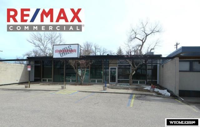 829 Cy Avenue, Casper, WY 82604 (MLS #20191881) :: RE/MAX The Group