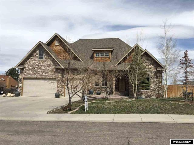 3520 W 45th Street, Casper, WY 82604 (MLS #20191892) :: Lisa Burridge & Associates Real Estate