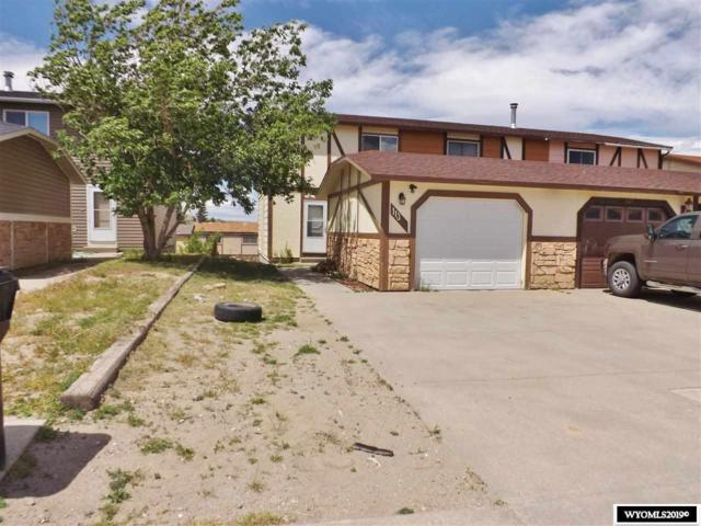 113 E Miller Street, Rawlins, WY 82301 (MLS #20191894) :: Lisa Burridge & Associates Real Estate