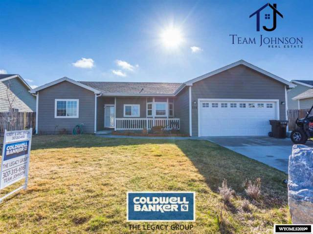 776 Reshaw Circle, Evansville, WY 82636 (MLS #20191898) :: RE/MAX The Group
