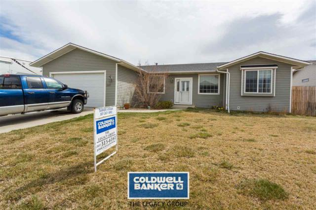 2611 Sagewood Avenue, Casper, WY 82601 (MLS #20191921) :: RE/MAX The Group