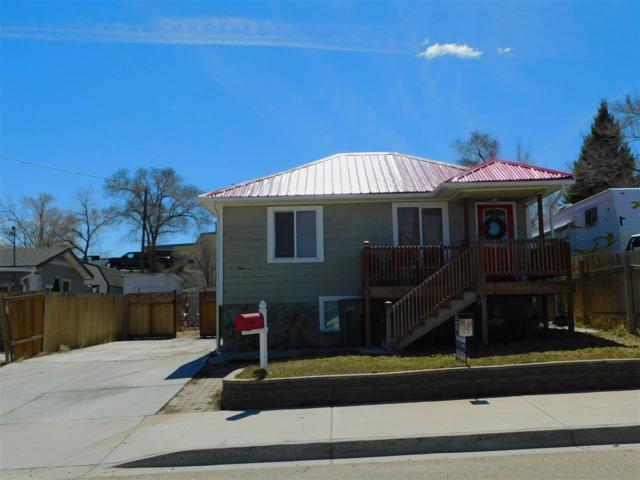 730 Wendt Avenue, Rock Springs, WY 82901 (MLS #20191939) :: Lisa Burridge & Associates Real Estate