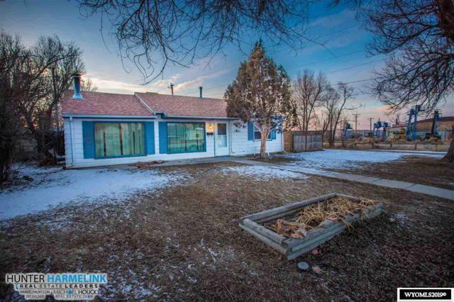360 Tanager, Casper, WY 82609 (MLS #20191949) :: Lisa Burridge & Associates Real Estate