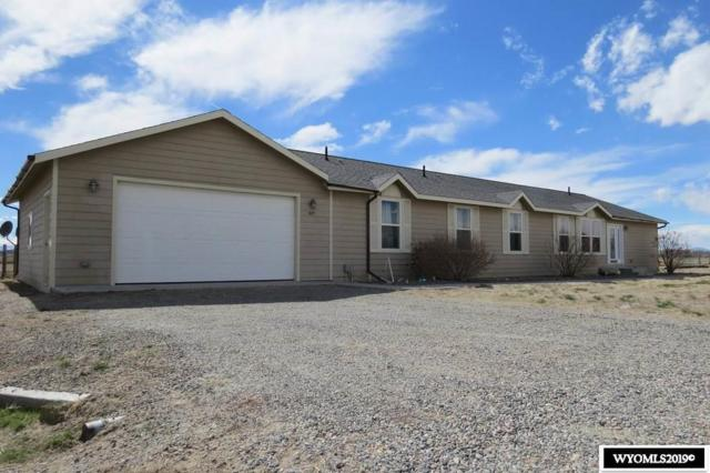 577 Gabe's Road, Riverton, WY 82501 (MLS #20191982) :: RE/MAX The Group