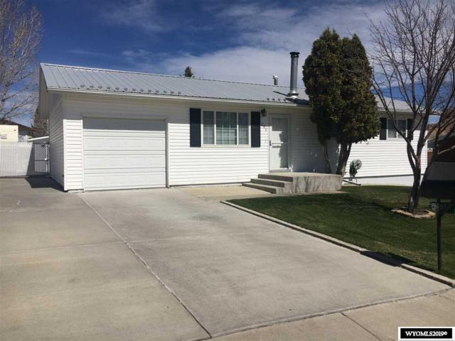 305 Fir Street, Green River, WY 82935 (MLS #20191988) :: RE/MAX The Group