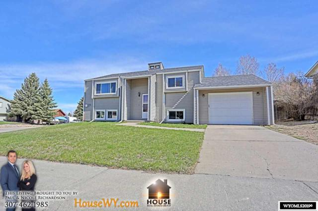 760 W 51st, Casper, WY 82601 (MLS #20191989) :: Lisa Burridge & Associates Real Estate