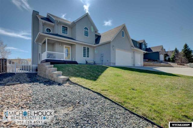 6121 Spruce, Casper, WY 82601 (MLS #20191995) :: Lisa Burridge & Associates Real Estate