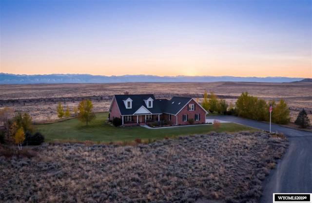 105 Oasis Drive, Riverton, WY 82501 (MLS #20191996) :: Lisa Burridge & Associates Real Estate