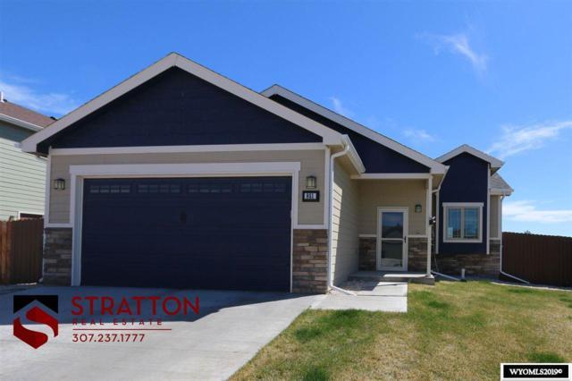 851 Fossil Butte Street, Mills, WY 82644 (MLS #20191998) :: Lisa Burridge & Associates Real Estate