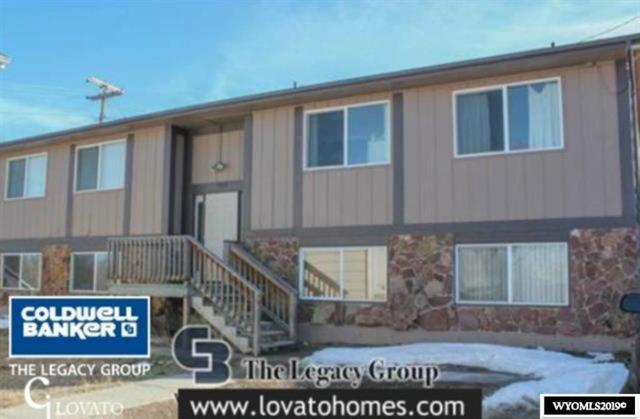754 S 4th Street, Glenrock, WY 82637 (MLS #20192009) :: Lisa Burridge & Associates Real Estate