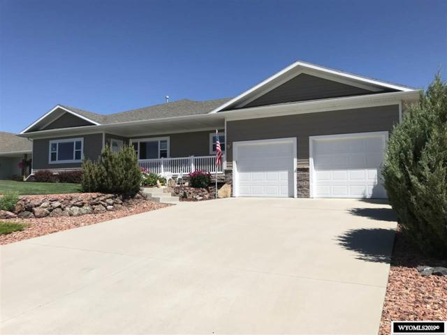 512 N Pinnacle Drive, Buffalo, WY 82834 (MLS #20192014) :: RE/MAX The Group
