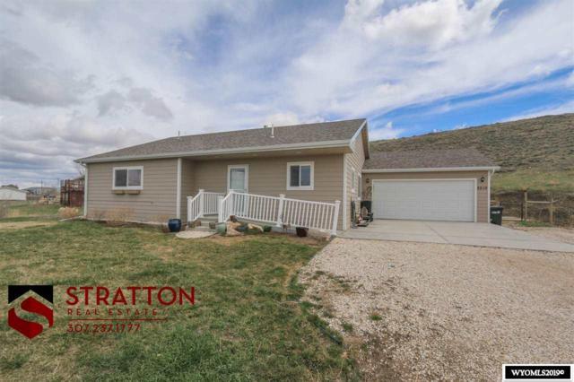 5515 Okeepa, Casper, WY 82604 (MLS #20192027) :: Lisa Burridge & Associates Real Estate