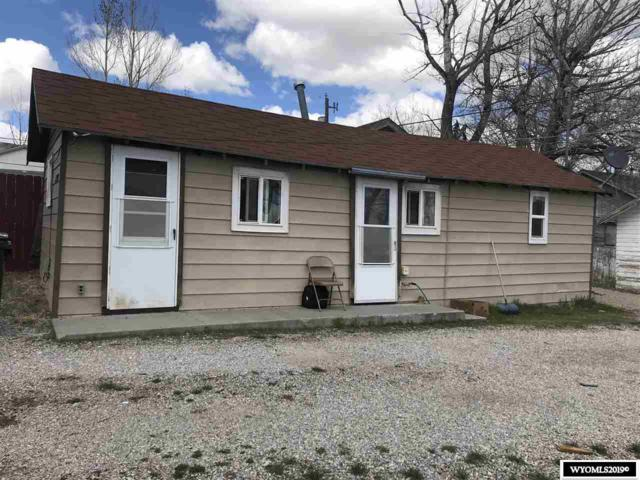 529 13th Street, Rawlins, WY 82301 (MLS #20192030) :: Lisa Burridge & Associates Real Estate