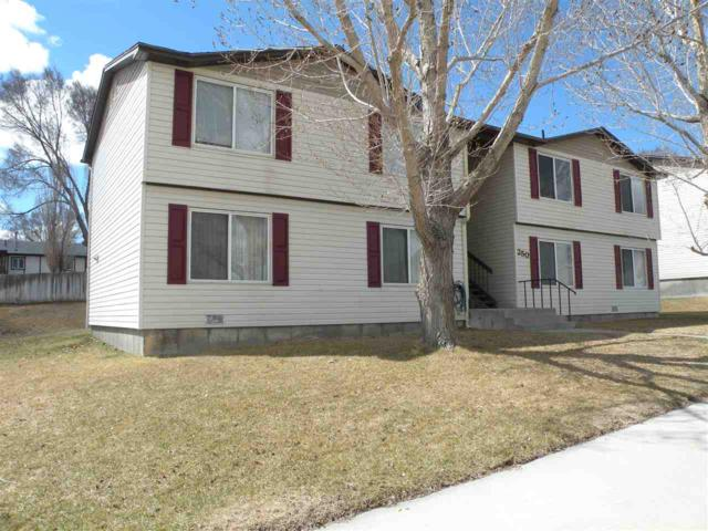 230,240,250 Shoshone, Green River, WY 82935 (MLS #20192031) :: Real Estate Leaders