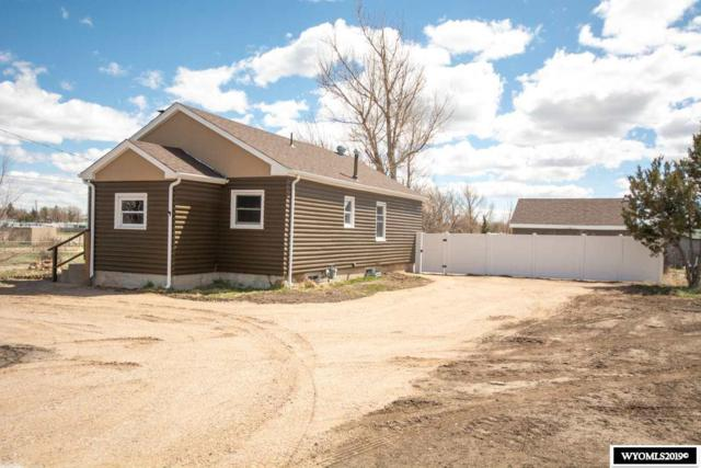 417 W Prosser Road, Cheyenne, WY 82009 (MLS #20192038) :: Real Estate Leaders