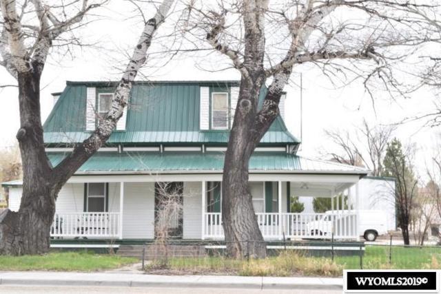 417 W Birch, Glenrock, WY 82637 (MLS #20192065) :: Real Estate Leaders
