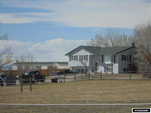 98 Two Valley Road, Riverton, WY 82501 (MLS #20192093) :: Real Estate Leaders