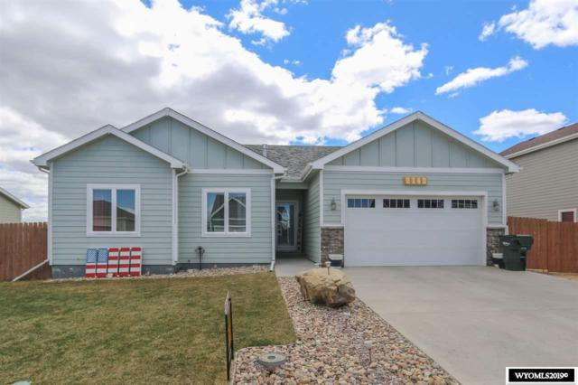 2143 Kalina Trail, Bar Nunn, WY 82601 (MLS #20192097) :: Real Estate Leaders