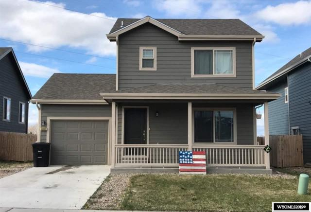 4868 Pontiac Street, Mills, WY 82644 (MLS #20192104) :: RE/MAX The Group
