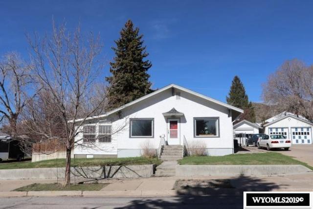 930 13th Street, Rawlins, WY 82301 (MLS #20192112) :: Real Estate Leaders