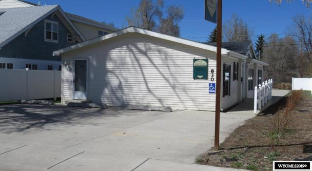 830 Lincoln, Lander, WY 82520 (MLS #20192120) :: Real Estate Leaders