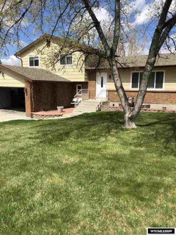 4012 Plymouth, Casper, WY 82609 (MLS #20192131) :: RE/MAX The Group