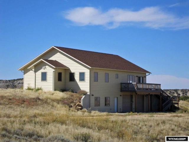 595 Highway 434, Ten Sleep, WY 82442 (MLS #20192160) :: RE/MAX The Group