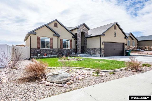 3220 Homestead Avenue, Rock Springs, WY 82901 (MLS #20192174) :: Lisa Burridge & Associates Real Estate