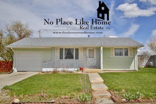 2215 S Jackson, Casper, WY 82601 (MLS #20192196) :: Lisa Burridge & Associates Real Estate