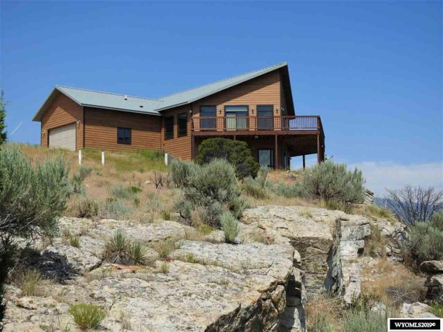 595E Highway 434, Ten Sleep, WY 82442 (MLS #20192212) :: RE/MAX The Group
