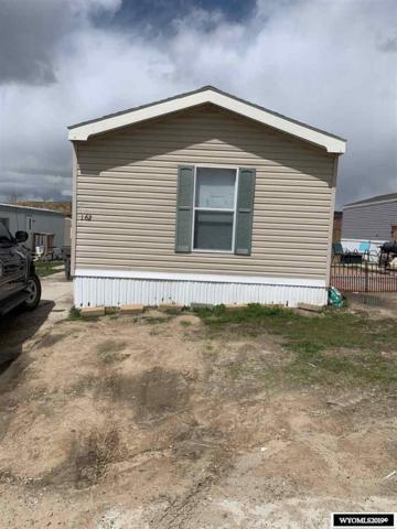 1700 Swanson #162, Rock Springs, WY 82901 (MLS #20192233) :: Real Estate Leaders