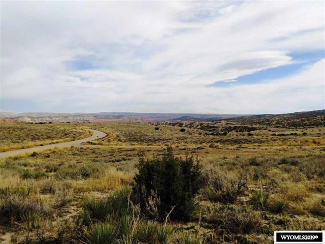 00000 Lake Ridge Drive, Alcova, WY 82620 (MLS #20192255) :: Real Estate Leaders