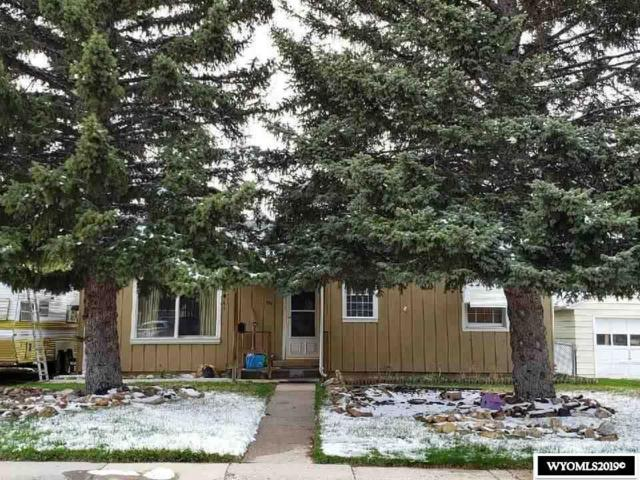 1656 Westridge Drive, Casper, WY 82604 (MLS #20192307) :: RE/MAX The Group
