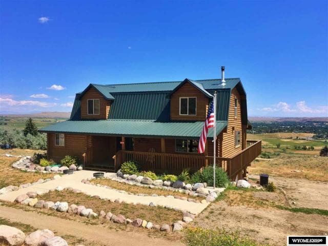 276 Hillside Drive, Lander, WY 82520 (MLS #20192308) :: Real Estate Leaders