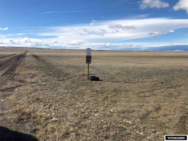MED BOW RNCH Ph3 Tr44, Rock River, WY 82083 (MLS #20192312) :: Real Estate Leaders