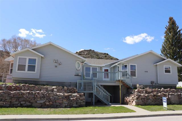 1336 Mountain View Boulevard, Rawlins, WY 82301 (MLS #20192325) :: RE/MAX The Group