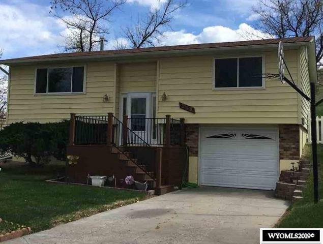 218 S 6th Street, Glenrock, WY 82637 (MLS #20192338) :: Real Estate Leaders