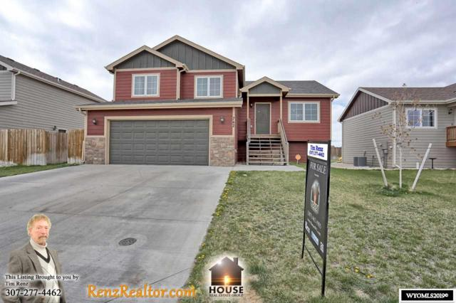 742 Whipsaw Drive, Evansville, WY 82636 (MLS #20192359) :: Real Estate Leaders