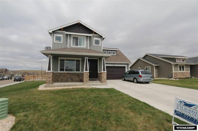 640 Toll Street, Evansville, WY 82636 (MLS #20192372) :: RE/MAX The Group
