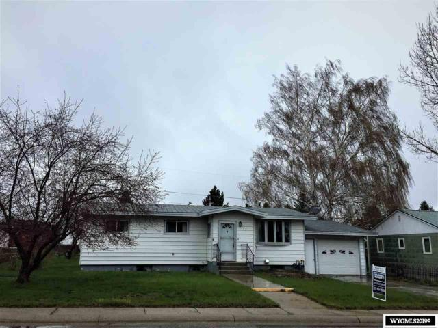154 Sunset Avenue, Buffalo, WY 82834 (MLS #20192385) :: RE/MAX The Group
