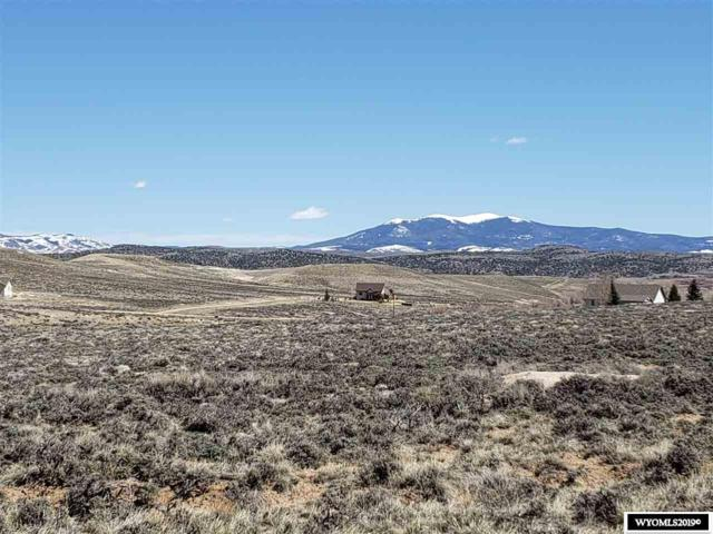Lot 8 Block 3 Cow Creek Station, Saratoga, WY 82331 (MLS #20192395) :: Lisa Burridge & Associates Real Estate