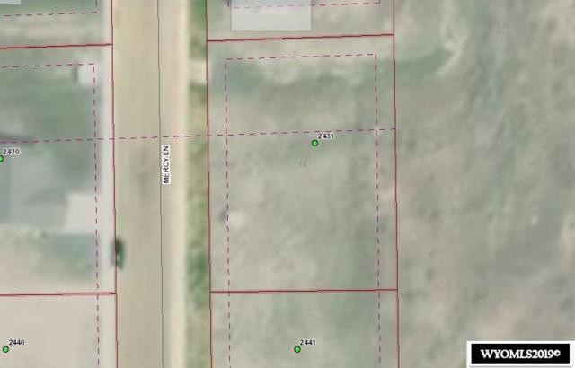 2431 Mercy Lane, Casper, WY 82609 (MLS #20192402) :: Real Estate Leaders
