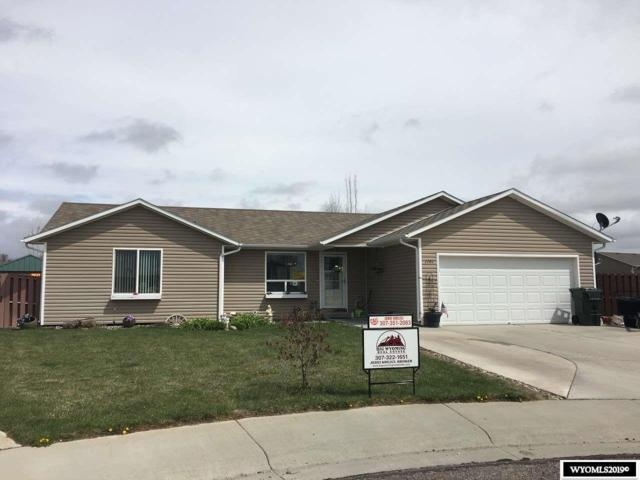 1101 Tepee Court, Douglas, WY 82633 (MLS #20192404) :: RE/MAX The Group