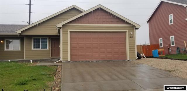 1061 Meadow Lane, Douglas, WY 82633 (MLS #20192409) :: Lisa Burridge & Associates Real Estate