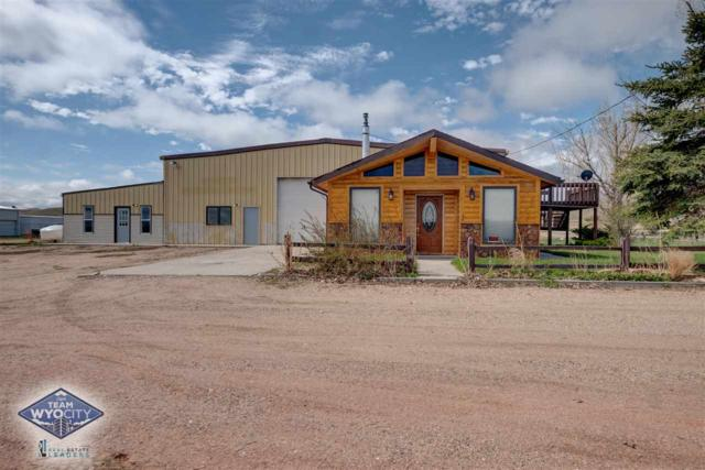 4 Sage Hill Road, Glenrock, WY 82637 (MLS #20192417) :: RE/MAX The Group