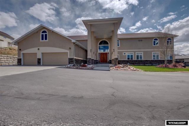 6231 S Walnut Street, Casper, WY 82601 (MLS #20192426) :: Real Estate Leaders